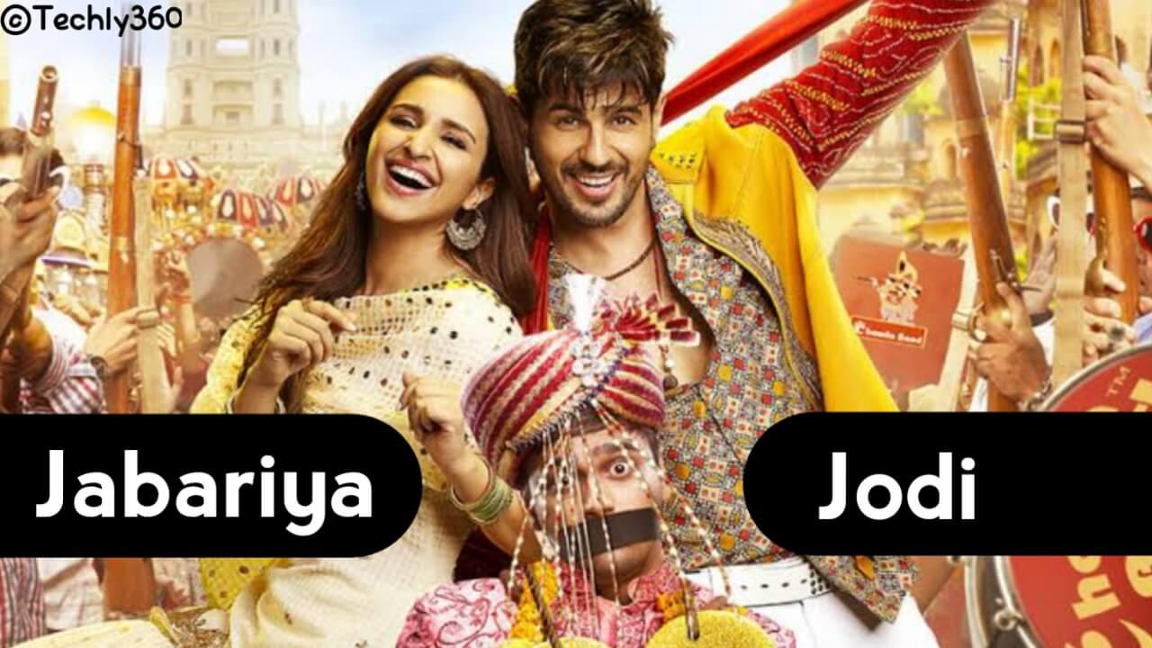 Jabariya Jodi Full Movie Download 720p Leaked by Tamilrockers, Filmywap & Filmyzilla