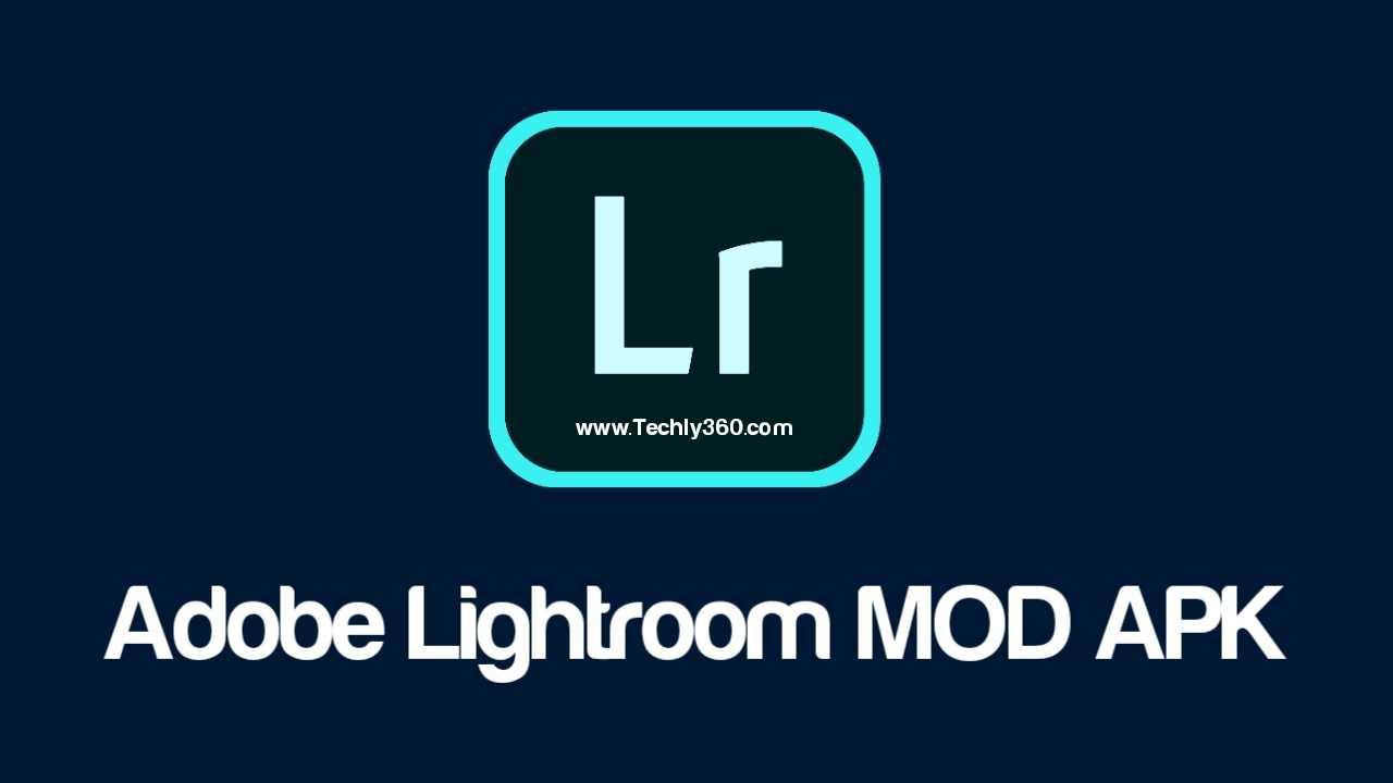 Lightroom Mod APK Download Premium Unlock