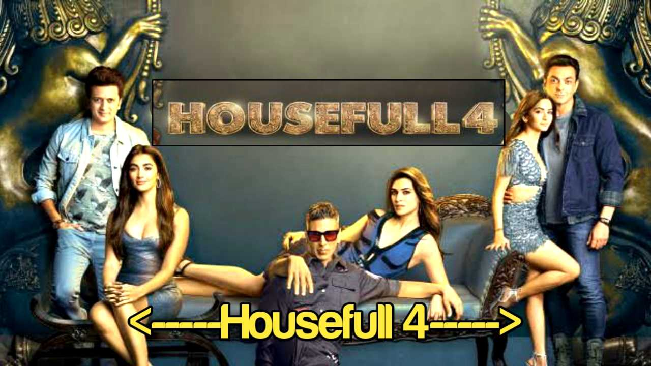 Housefull 4 Full Movie Download Filmywap Tamilrockers Leak Filmyzilla