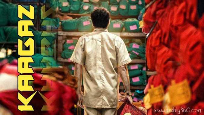Kaagaz Full Movie Download Filmyzilla 720p Leaked by Tamilrockers
