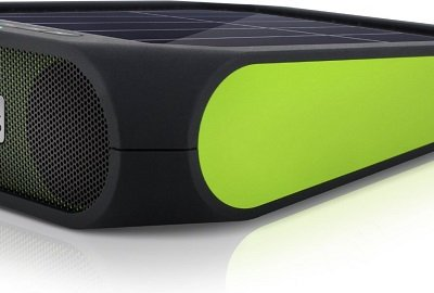 SOULRA RELEASES RUGGED SOLAR BLUETOOTH SPEAKER