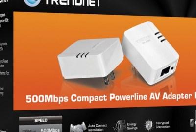 REVIEW: TRENDNET TPL-406E POWERLINE ADAPTER