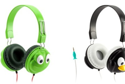 REVIEW: GRIFFIN KAZOO MYPHONES CHILDRENS HEADPHONES