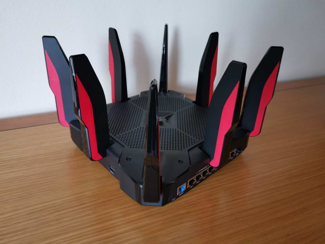 Review: TP-Link Archer C5400X