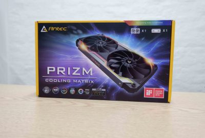 Review: Antec PRIZM Matrix