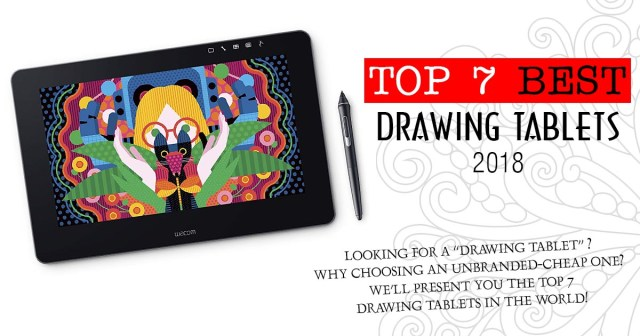 best drawing tablets