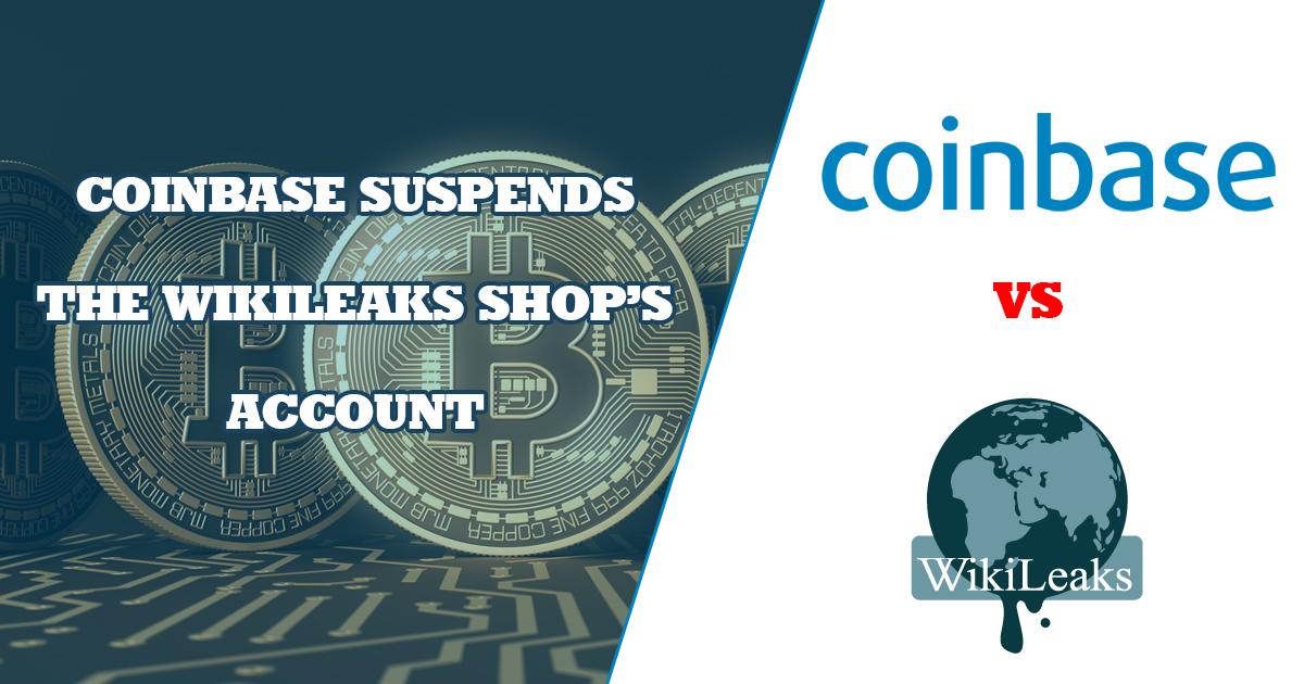 coinbase vs wikileaks
