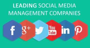 leading social media management companies
