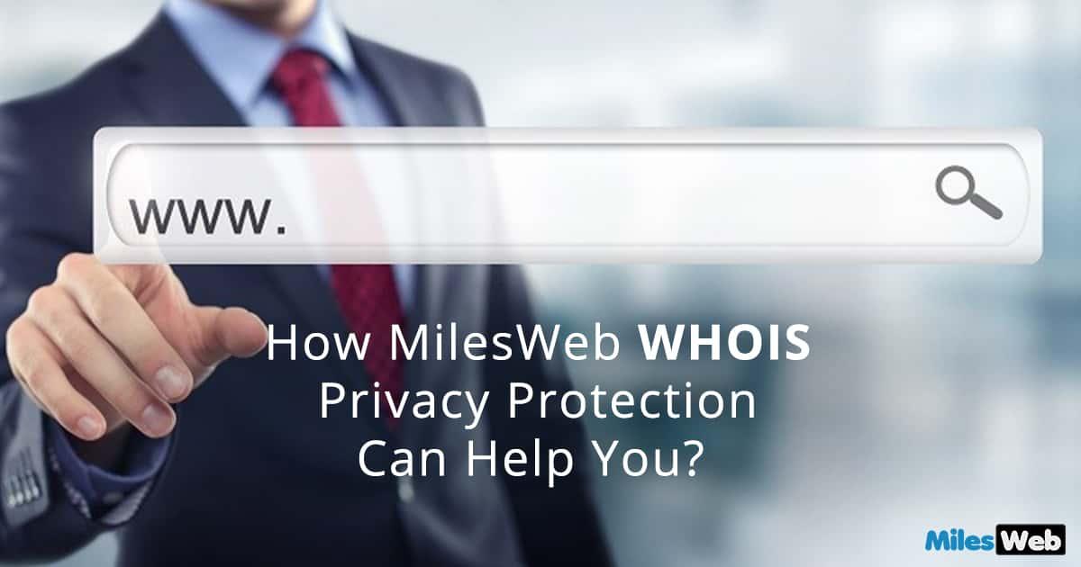 Why MilesWeb