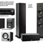 Polk Audio 5.1 Channel Home Theater System