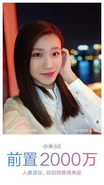 Xiaomi Mi 6X selfies (2)