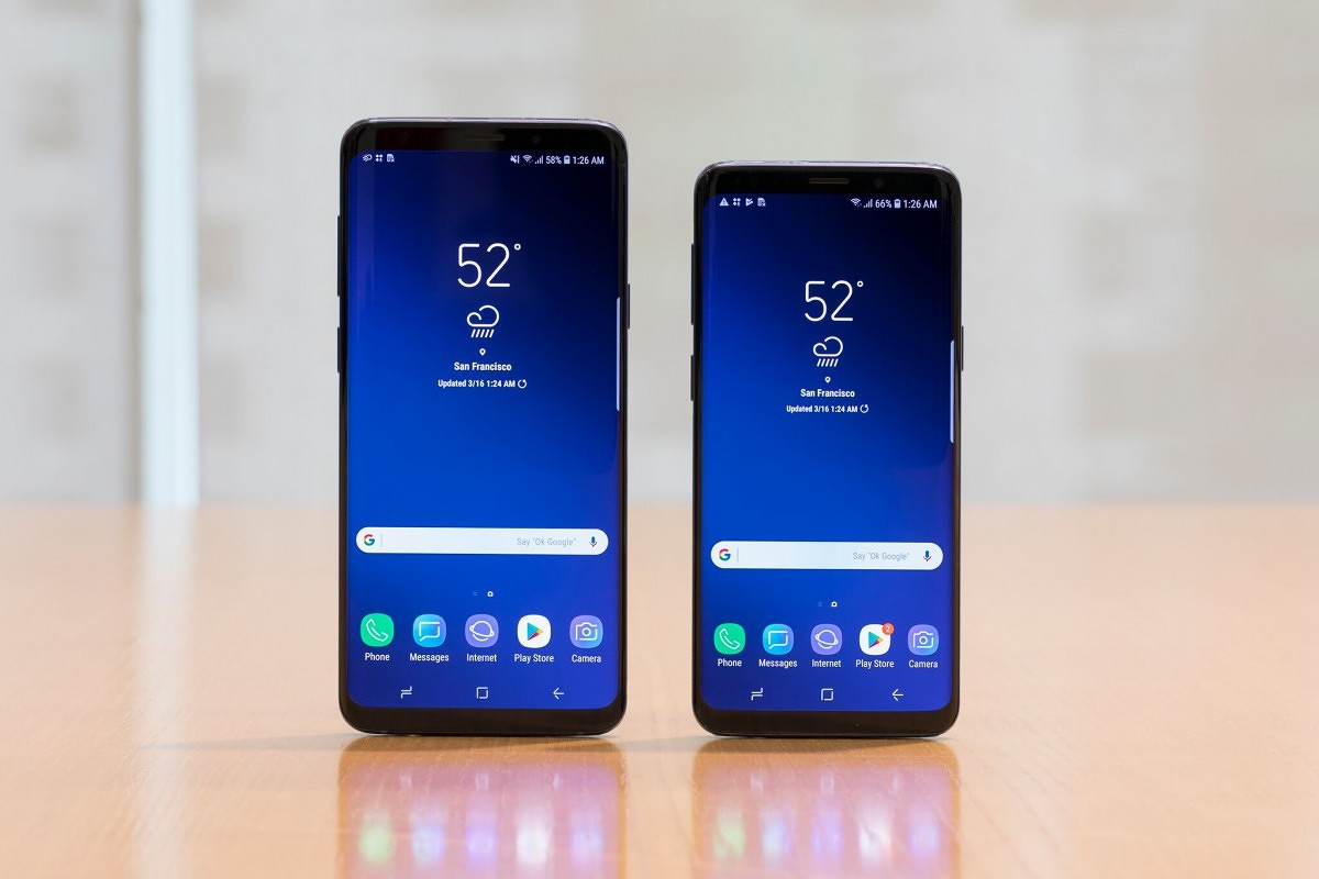 The Zero Camera Mod for the Exynos version of the Galaxy S9 takes
