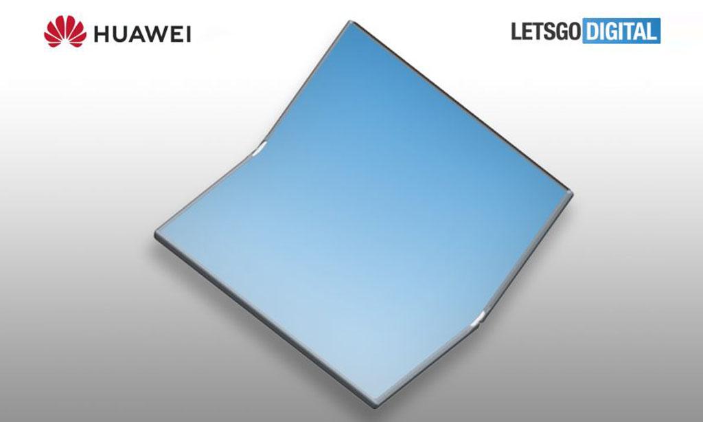 huawei mate x2 in fold