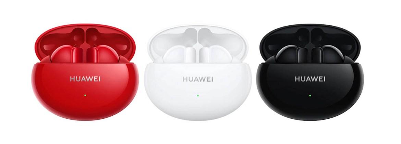 Huawei FreeBuds 4i launch