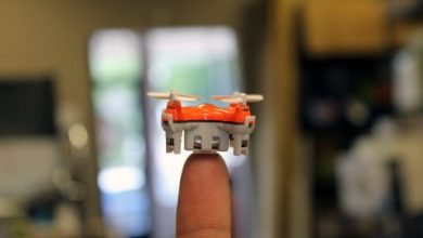 World's Smallest Drone With Camera
