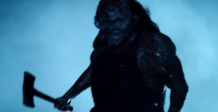 Victor Crowley And His Axe! http://techmash.co.uk/2018/01/11/victor-crowley-hatchet/