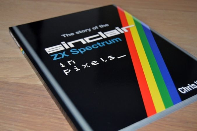 The Story of the Sinclair ZX Spectrum! http://techmash.co.uk/2018/01/10/sinclair-zx-spectrum-pixel-book/