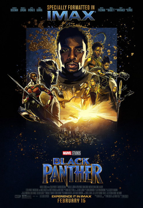 New Black Panther Movie Poster! http://techmash.co.uk/2018/02/07/black-panther-movie-poster/