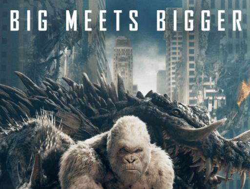 Rampage – Big Meets Bigger Streamkiste