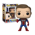 iron spider pop figure