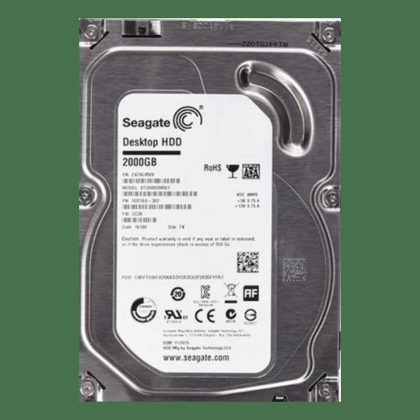seagate 2tb hdd hard drive
