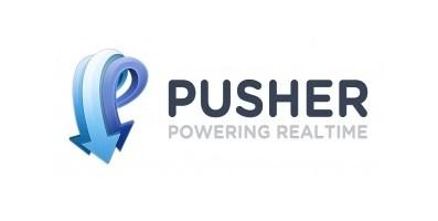 Pusher logo