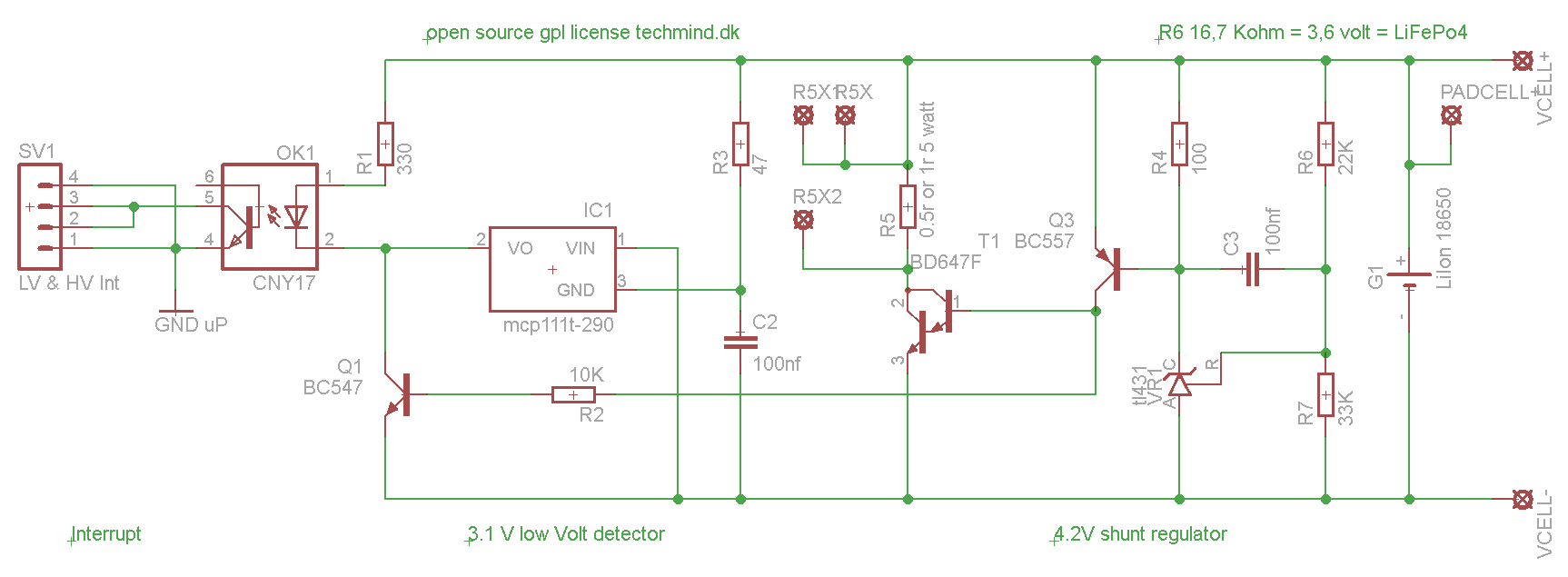 Lifepo4 Bms Circuit Diagram Efcaviation Ddc Wiring
