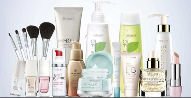oriflame product in india