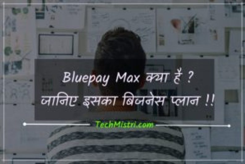 Bluepaymax business plan in hindi