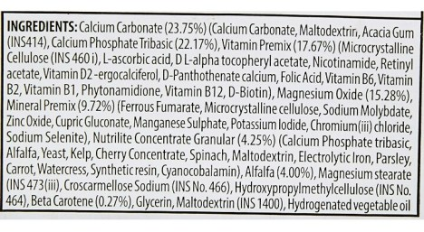 Nutrilite Daily Ingredient