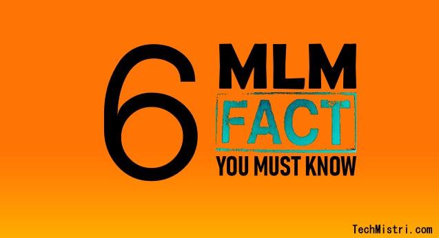 BEST MLM INDIA fact