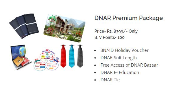 dnar premium package