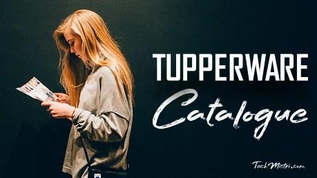 Tupperware India Catalogue Download