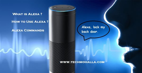 What is Alexa and How to use it with commands