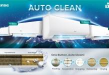 Hisense-Inverter-Air-Conditioner-Auto-Clean-Function