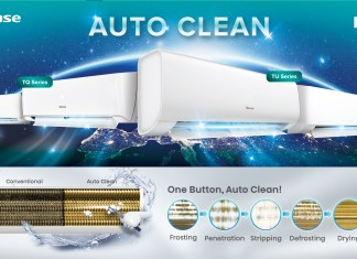 Hisense-Inverter-Air-Conditioner-Auto-Clean-Function
