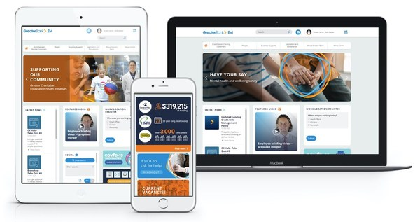 Greater Bank Intranet