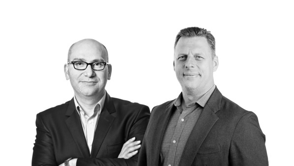 Key profiles, Rami Houbby, General Manager Telepo & Clint Edwards, Vice-President Solution Architecture Service Provider & Alliance Poly