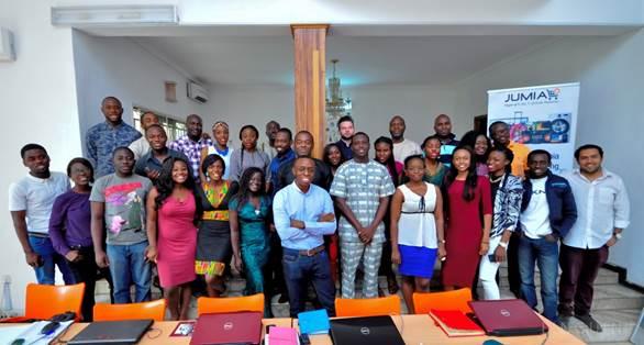 jumia nigeria staff