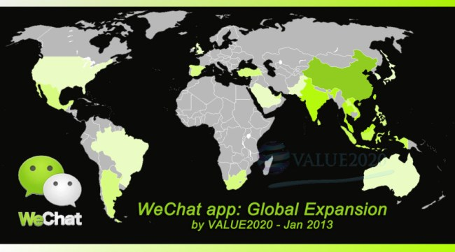 wechat-launches in Africa TechMoran