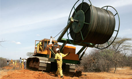 Southern Africa Governments Aiming to Create 3.2 Million Jobs Through Broadband