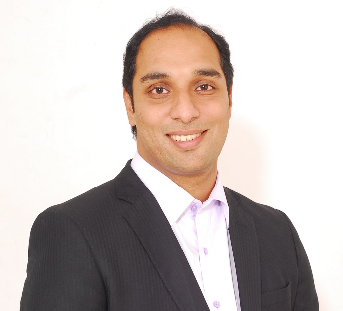 Aneesh Reddy, Co-founder & CEO Capillary Technologies
