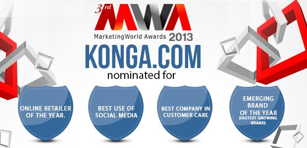 Marketing World Awards 2013