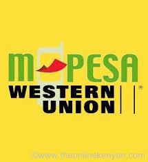 mpesa western union