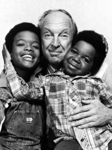 "The Cast of ""Diff'rent Strokes"""