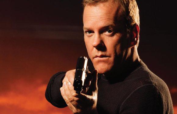 Jack Bauer is back!!!!