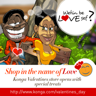 Konga valentines store opens 2