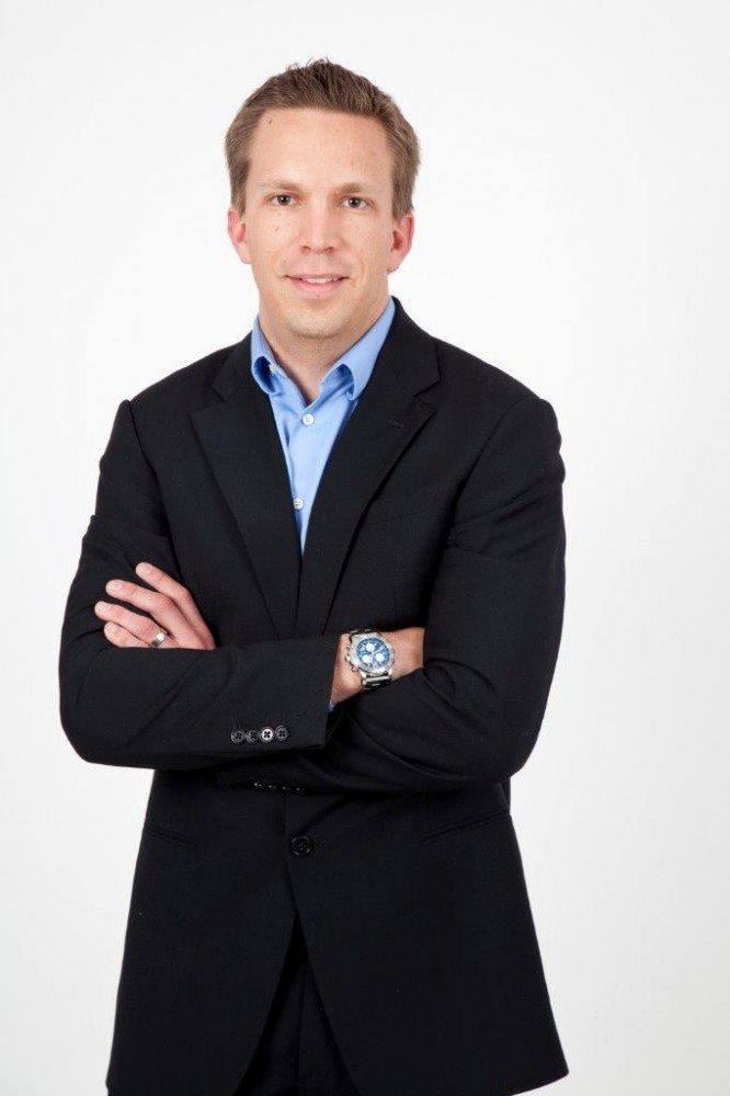 CEO Nick Bell