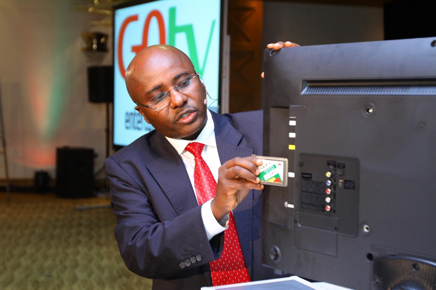 GOtv Unveils GOcard In Kenya - TechMoran