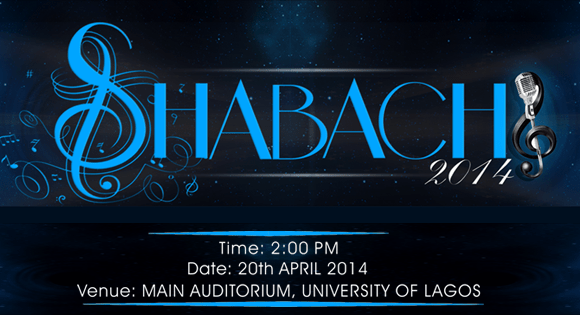 Live In Lagos! Gospel Acts From Across Africa at Shabach 2014 Powered by The Abba House